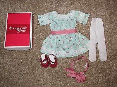 American Girl doll Samantha's Special Day Dress Outfit