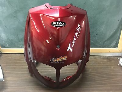 Pgo Scooter T-rex 50 Front Hood Cover Fender