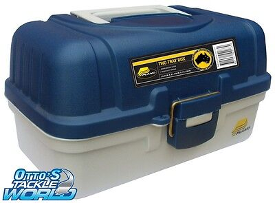 Plano Two Tray Tackle Box Model: 6102 BRAND NEW at Otto's Tackle World