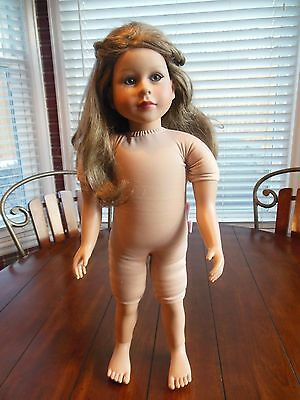 """My Twinn Cookie All Denver 23"""" Doll and Clothes Outfits Shoes Large Lot"""