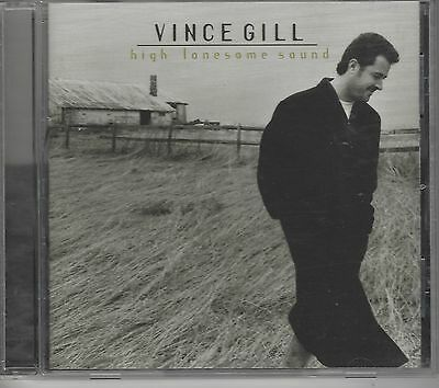 High Lonesome Sound by Vince Gill (CD, 1996, MCA) Plays perfectly!