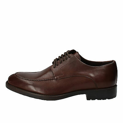 mens shoes TODAY BY CALPIERRE 5 (EU 39) elegant brown leather AD539-B