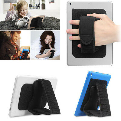 """Universal Tablet Hand Strap Holder Grip for iPad,Samsung and All 7-10"""" Tablets"""