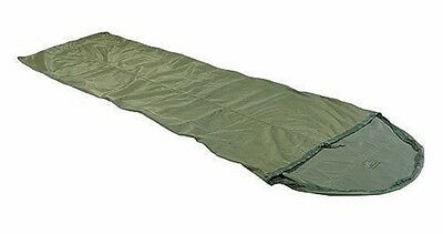 Olive Green or Grey Bivi Bag - Goretex - Sleeping Bag ARMY Cover - GRADE 1