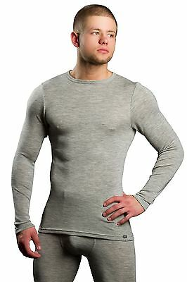 Jockey Men's International Collection Merino Thermal Long Shirt