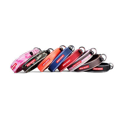 Ezydog Neo Classic Dog Collar High Quality, Strong, Reflective Free Uk Delivery