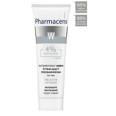 Pharmaceris Melacyd Intense Whitening Night Face Cream 30ml