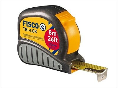 Fisco Tl8me Tri-lok Tape 8m / 26ft (25mm) FSCTL8ME