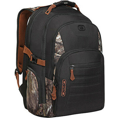 OGIO Urban Motorcycle Riding Backpack-Mossy Oak Country