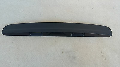 New Handle Tailgate For Nissan Qashqai Rear Outer Handle Back Door Black Primer
