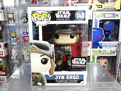 Funko POP! Smugglers Bounty Exclusive Jyn Erso #148