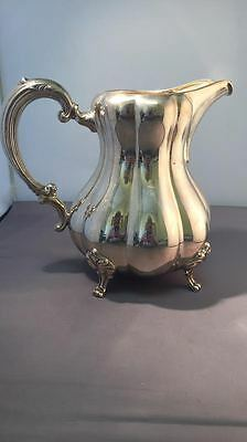 GORGEOUS Sterling Silver Pitcher (Read Details)