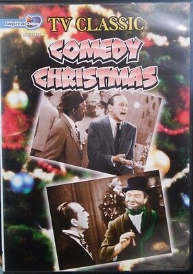 TV Classic Comedy Christmas (DVD)