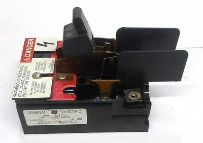 General Electric, Switch, Part No. 565B714G38, 3 Pole