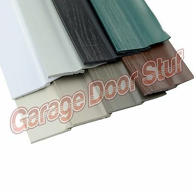 Garage Door Weather Seal Side & Top Seal-FOR ANY SINGLE / DOUBLE CAR DOOR
