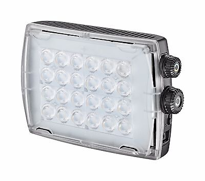 Manfrotto Croma 2 LED Light Panel with Gel Diffuser and Ball Head