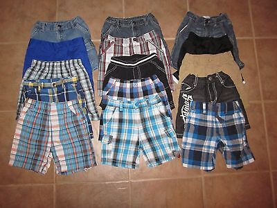 Boys Shorts Size 24 Months 2T Lot Of 15