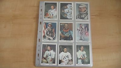 Spaceshots : Series Two - Complete Set 0111-0220 - 110 Trading Cards 1991