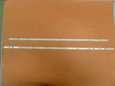 Samsung Led Tv Backlight Strips One Pair Bn96-29076A Bn96-29077A From Un65J6200