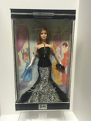 Barbie Society Girl Barbie 2001 #56203 - Style Set Collection