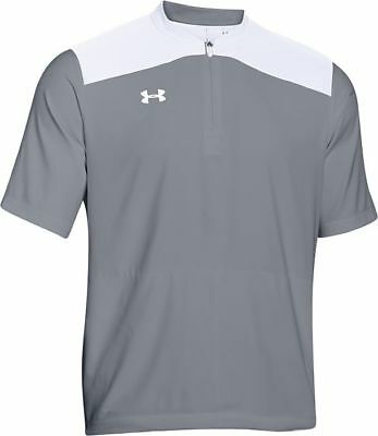 Under Armour Youth Triumph Short Sleeve Cage Jacket