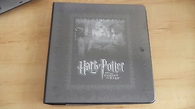Harry Potter and the Goblet of Fire Trading Cards Set Complete 1-180 R1-R9 +more