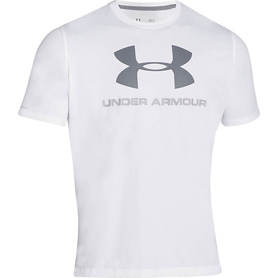 Under Armour Men's Charged Cotton Sportstyle Logo Shirt