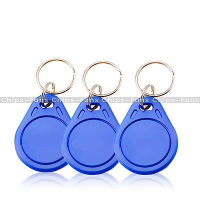 5PCS UID Changeable Keyfob Compatible with MCT Block 0 Direct Writable by Phone