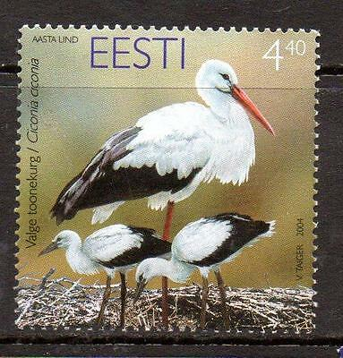 Estonia Mnh 2004 Sg460 Endangered Species
