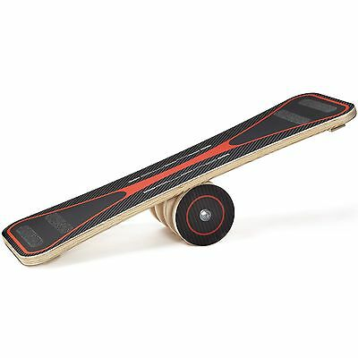 Carrom Exercise Balance Board Red/Black