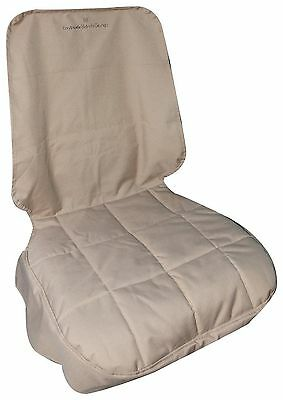 Motor Trend by Petego Front Car Seat Protector for Pets Tan
