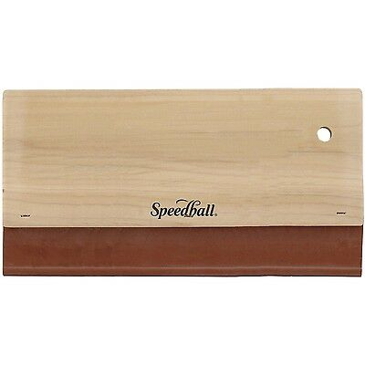 Speedball 10-Inch Fabric Squeegee for Screen Printing