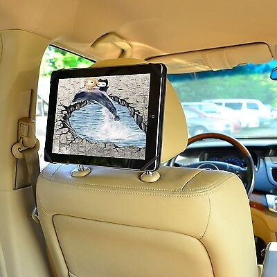 TFY 9-Inch to 10.1-Inch Tablet PC Car Headrest Mount Fast-Attach Fast-Release...