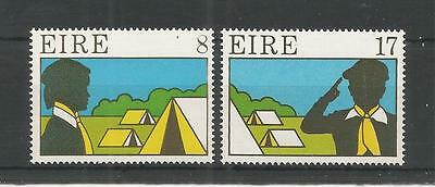 Ireland 1977 Scouting And Guiding Sg,409-410 U/m Nh Lot 3413A