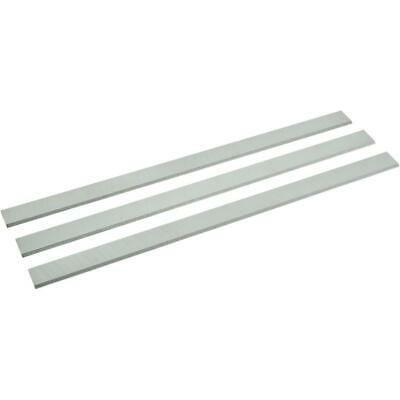 Pair of HSS PLANER BLADES 200mm long to fit KITY 635 planers KITY 635 blades