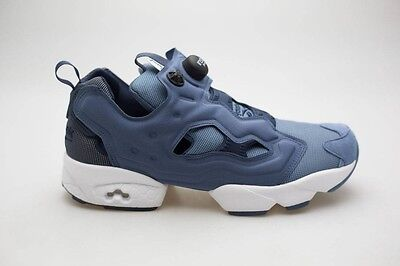 4f186e647b83  165 Reebok Men InstaPump Fury Tech blue royal slate collegiate navy blue  sla
