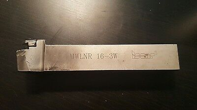 Iscar MWLNR 16-3W Trigon Carbide Insert Tool Holder CNC Machinist Tool