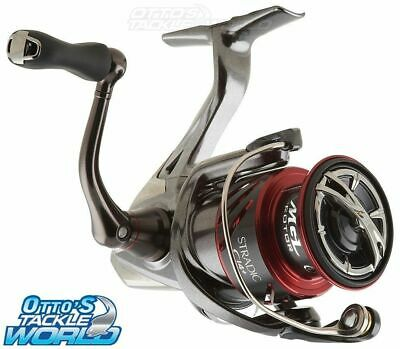 Shimano Stradic Ci4+ 2016 Spin Reels (All Models) BRAND NEW @ Ottos Tackle World