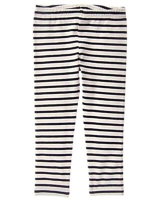 Bottoms Clothing, Shoes & Accessories Lovely Nwt 12-18 Months Gymboree Burst Of Spring Mixed Stripe Print Knit Leggings
