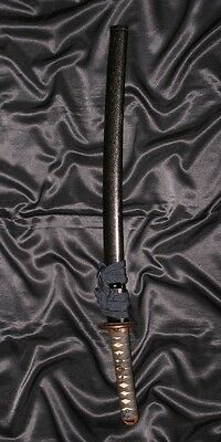 STRONG & MASSIVE 19 C. SHINSHINTO WAKIZASHI by SADAMORI Japanese Samurai sword