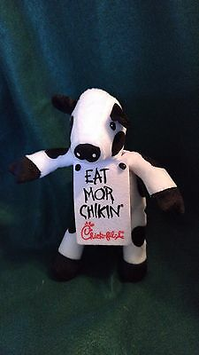 Chick-fil-A Cow Plush 9 inches