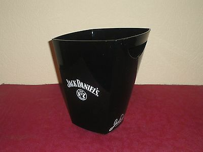 Rare SEAU A GLACE whisky JACK DANIEL'S / COLLECTABLE ice bucket !!