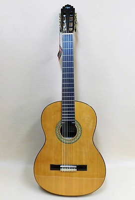 MR Model A2 'Lime-Rose' Solid Top Classical Guitar Clearance#64
