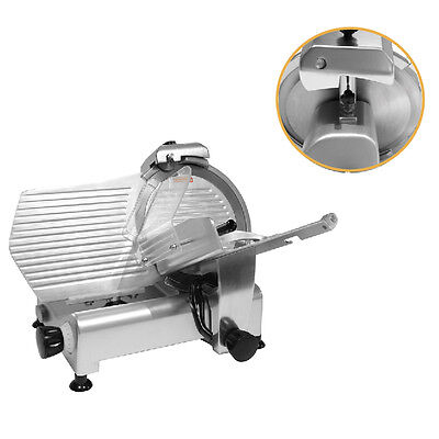 """12"""" Blade Commercial Meat Slicer Deli Meat Cheese Food Slicer Industrial Quality"""