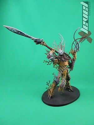 Treelord Anchient [x1] Order Grand Alliance [Age of Sigmar] Partial Painted