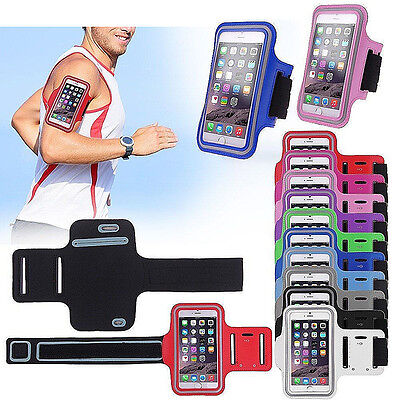 Sport Arm Band Phone Holder Gym Running Jogging Cycling for iPhone 7 6S 6 Plus +
