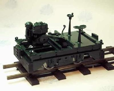 Lister loco kit  IP engineering needs assembly and painting trench engine