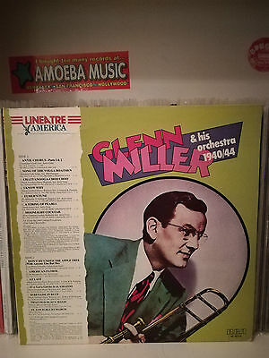 Glenn Miller & His Orchestra 1940-44 Lp (Rca, Italy 1982)
