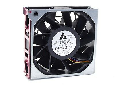 HP 447594-001 120mm Fan Lüfter ProLiant DL580 G5 DL585 G2 PFC1212DE 443266-001