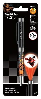 Five Nights at Freddy's Light Projector Ink Pen Gift